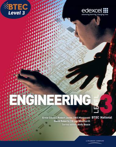 BTEC Level 3 National Engineering Student Book - Andrew Boyce - 9781846907241