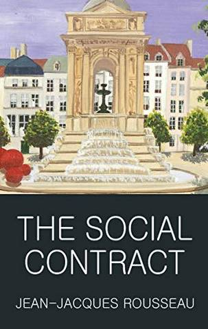 Wordsworth Classics of World Literature: The Social Contract - Jean-Jaques Rousseau - 9781853267819