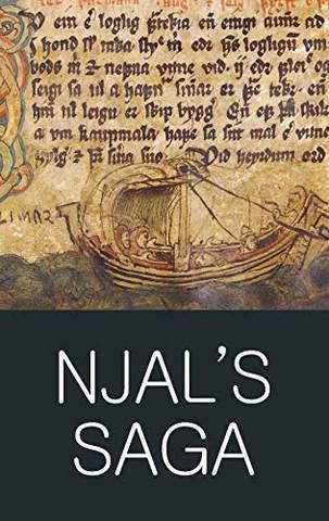 Wordsworth Classics of World Literature: Njal's Saga - Lee Milton Hollander - 9781853267857