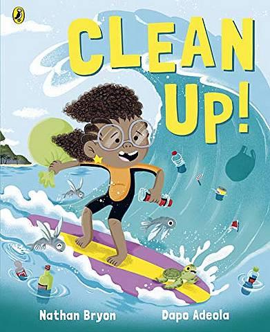 Clean Up! - Dapo Adeola - 9780241345894