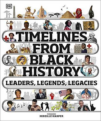 Timelines from Black History: Leaders