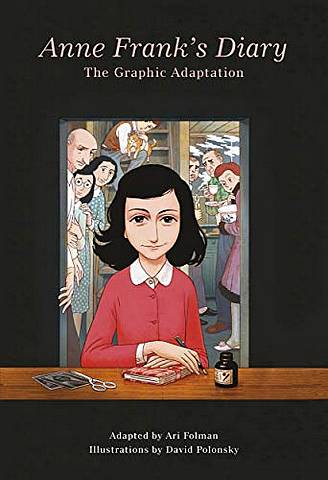 Anne Frank's Diary: The Graphic Adaptation - Anne Frank - 9780241978641