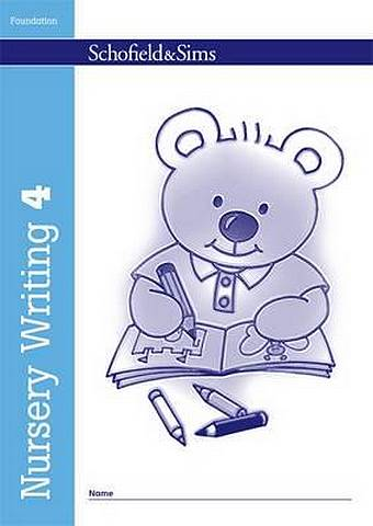 Nursery Writing Book 4 - Kathryn Linaker - 9780721708225