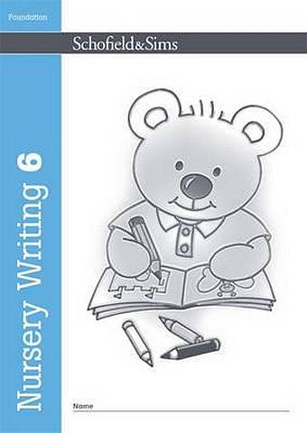 Nursery Writing Book 6 - Kathryn Linaker - 9780721708249