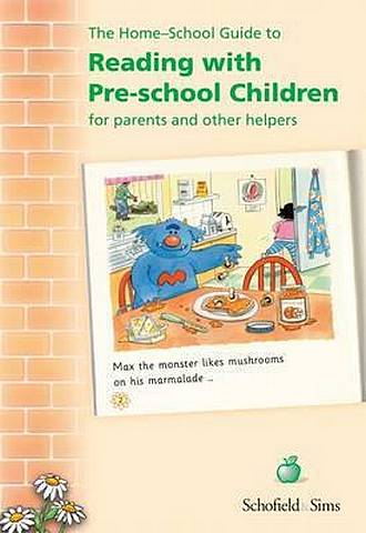 Home-School Guide to Reading with Pre-School Children - Carol Matchett - 9780721711003