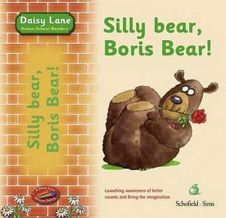 Daisy Lane: Silly Bear