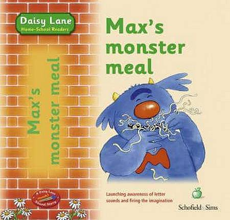 Daisy Lane: Max's Monster Meal - Carol Matchett - 9780721711027
