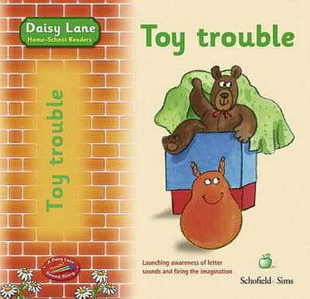Daisy Lane: Toy Trouble - Carol Matchett - 9780721711034