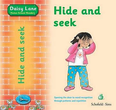 Daisy Lane: Hide and Seek - Carol Matchett - 9780721711058