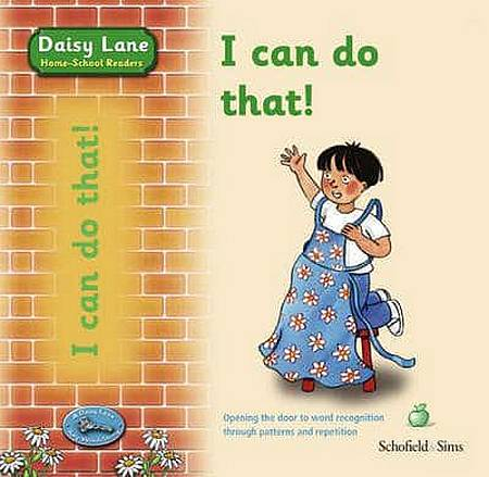 Daisy Lane: I Can Do That! - Carol Matchett - 9780721711065