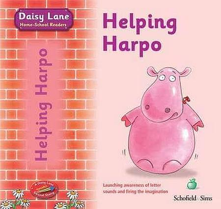 Daisy Lane: Helping Harpo - Carol Matchett - 9780721711089