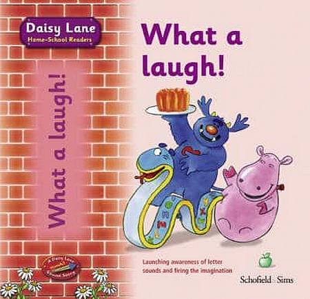 Daisy Lane: What a Laugh! - Carol Matchett - 9780721711096