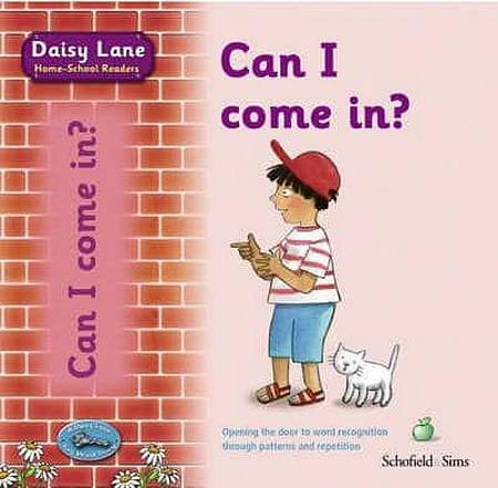 Daisy Lane: Can I Come In? - Carol Matchett - 9780721711119