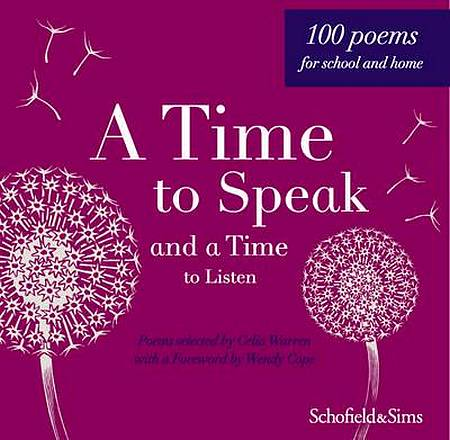 A Time to Speak and a Time to Listen - Celia Warren - 9780721712253