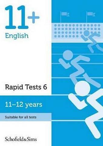 11+ English Rapid Tests Book 6: Year 6-7