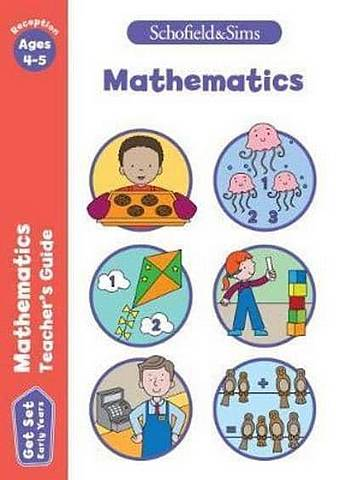 Get Set Mathematics Teacher's Guide: Early Years Foundation Stage