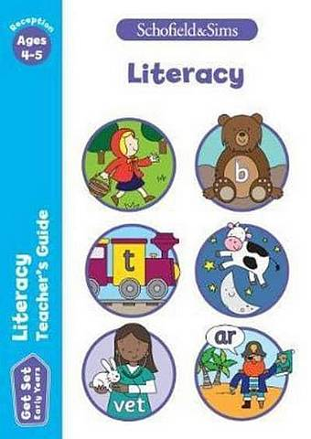 Get Set Literacy Teacher's Guide: Early Years Foundation Stage