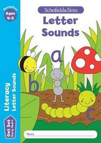 Get Set Literacy: Letter Sounds