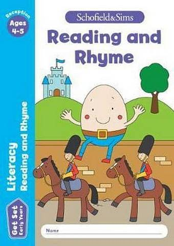 Get Set Literacy: Reading and Rhyme