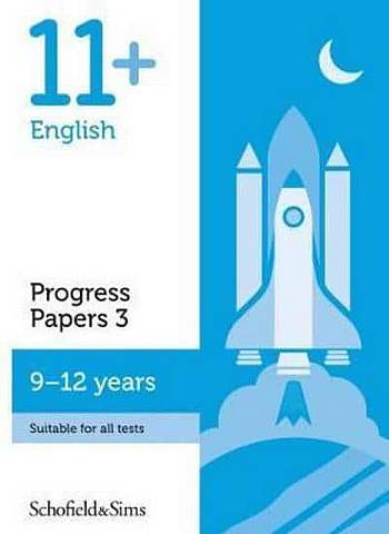 11+ English Progress Papers Book 3: KS2