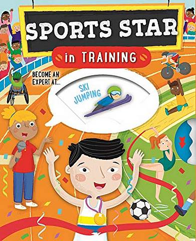 Sports Star In Training - Cath Ard - 9780753444832