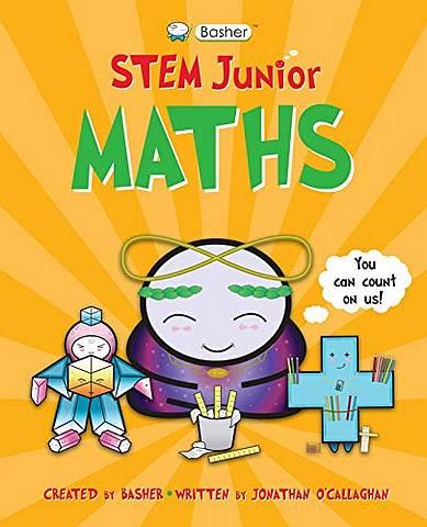 Basher STEM Junior: Maths - Simon Basher - 9780753445136