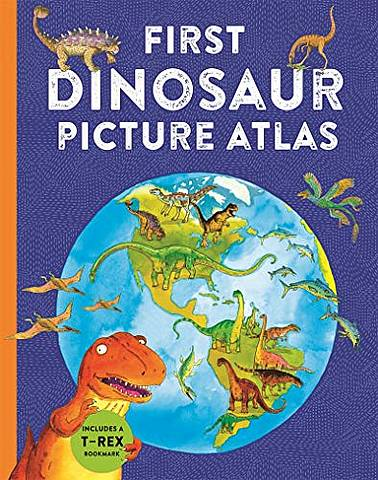 First Dinosaur Picture Atlas - David Burnie - 9780753445259