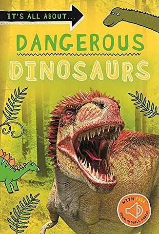 It's all about... Dangerous Dinosaurs - Kingfisher - 9780753446058