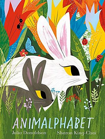 Animalphabet - Julia Donaldson - 9781509801640