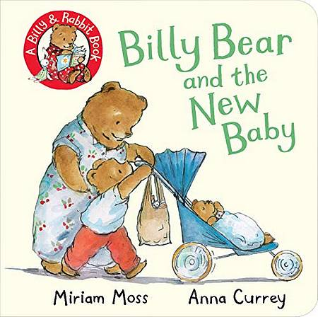 Billy Bear and the New Baby - Miriam Moss - 9781509893713