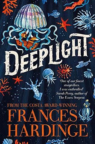 Deeplight - Frances Hardinge - 9781509897568
