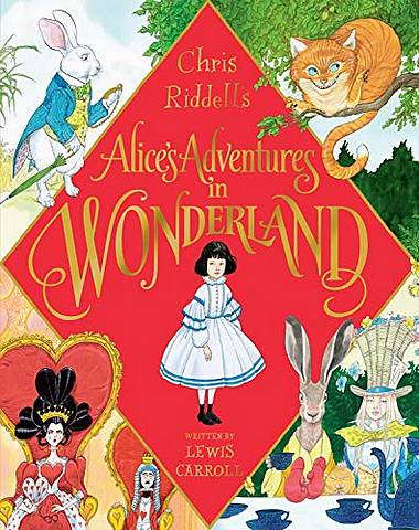Alice's Adventures In Wonderland - Lewis Carroll - 9781529002461