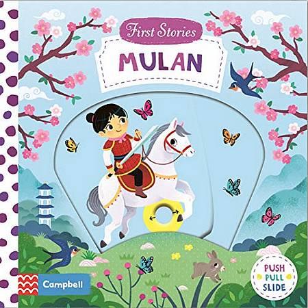 First Stories: Mulan - Yi-Hsuan Wu - 9781529003833