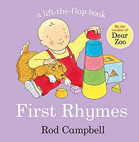 First Rhymes - Rod Campbell - 9781529011999