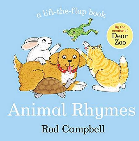 Animal Rhymes - Rod Campbell - 9781529012002