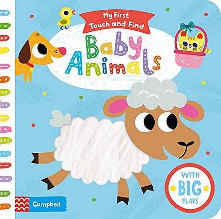 Baby Animals - Campbell Books - 9781529016642