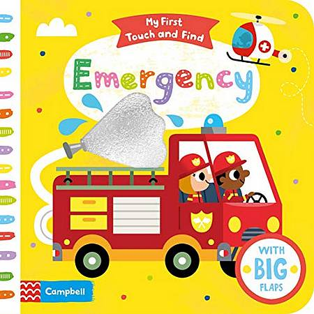 Emergency - Campbell Books - 9781529016680