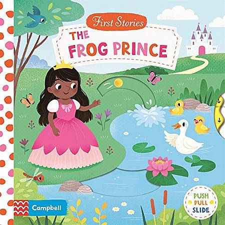 First Stories: The Frog Prince - Campbell Books - 9781529017021