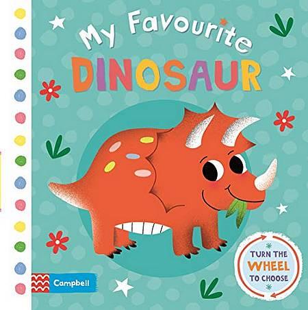 My Favourite Dinosaur - Sarah Andreacchio - 9781529023480