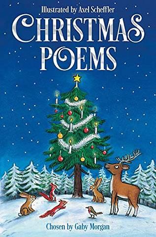 Christmas Poems - Gaby Morgan - 9781529024395