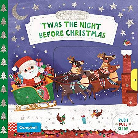 'Twas the Night Before Christmas - Campbell Books - 9781529025422