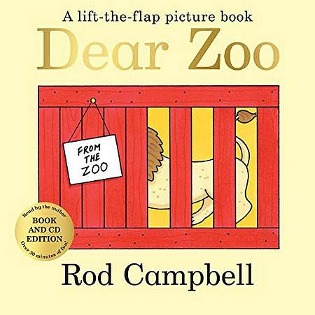 Dear Zoo: Picture Book and CD - Rod Campbell - 9781529027402