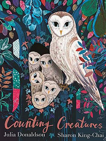 Counting Creatures - Julia Donaldson - 9781529040517