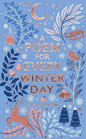 A Poem for Every Winter Day - Allie Esiri - 9781529045253