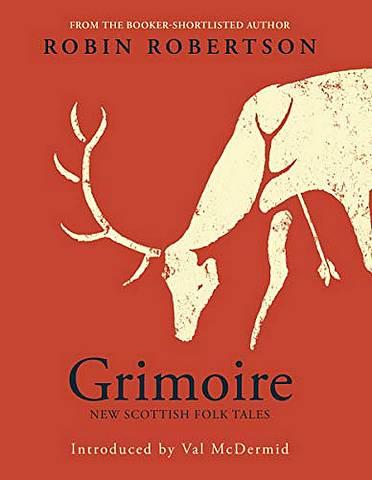 Grimoire - Robin Robertson - 9781529051117