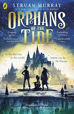 Orphans of the Tide - Struan Murray - 9780241384435