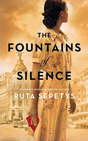 The Fountains of Silence - Ruta Sepetys - 9780241421857