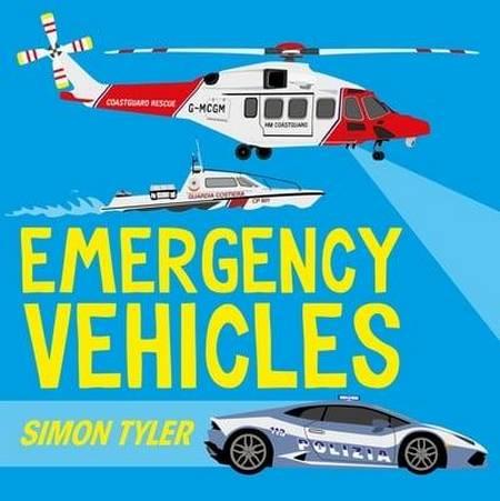 Emergency Vehicles - Simon Tyler - 9780571349470