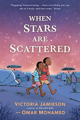 When Stars are Scattered - Victoria Jamieson - 9780571363858