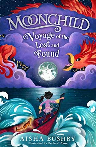 Moonchild: Voyage of the Lost and Found - Aisha Bushby - 9781405293211